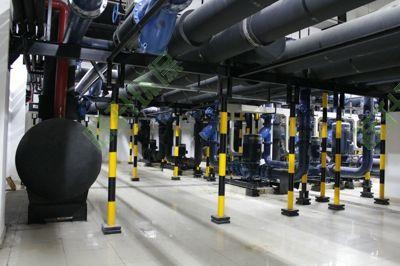 水泵房隔振降噪工程