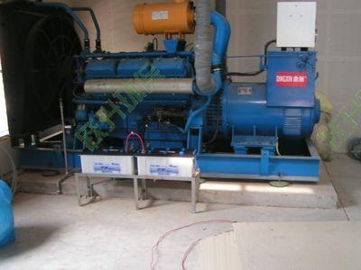 发电机噪声治理方案