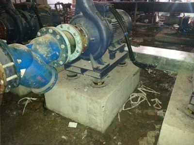 水泵噪声治理方案