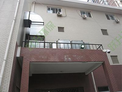 办公楼风机噪声治理工程