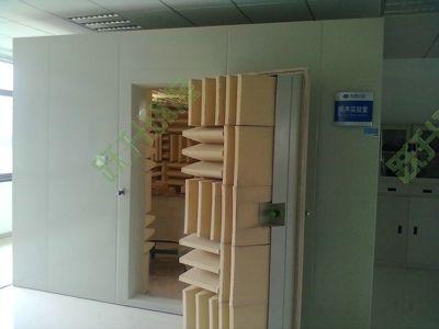 消声室案例