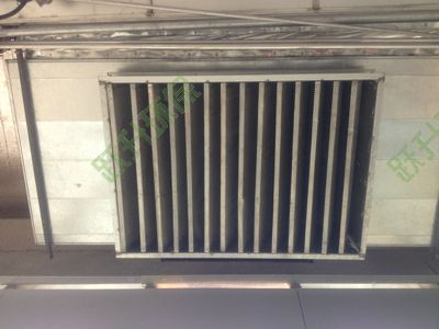 空调风管风口消声器