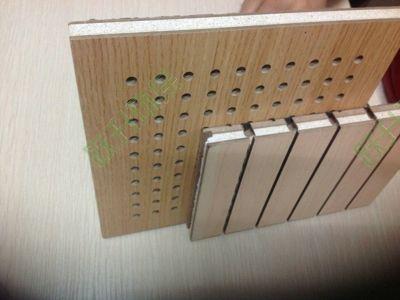 陶木复合吸声板