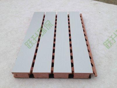 槽木/实木吸声板
