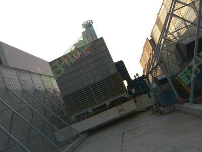 商业综合体冷却塔噪声治理