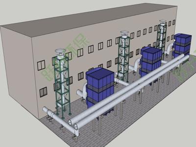 炼钢厂噪声综合治理