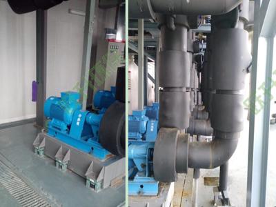 水泵振动噪声控制工程