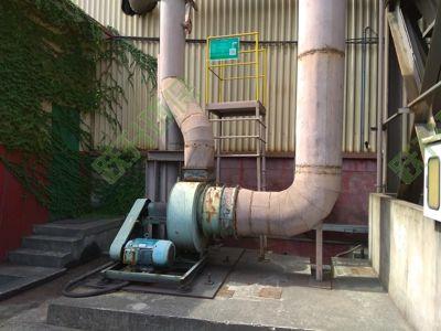 钢铁厂风机噪声治理