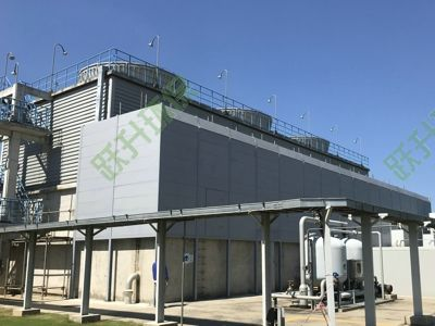 南通农化厂冷却塔噪声治理工程