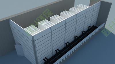 商场空调热泵机组噪音治理