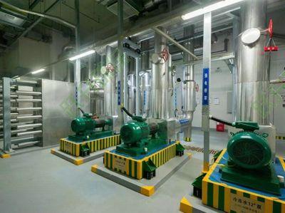 水泵房噪声治理案例